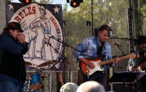 La scène du Blues Rules Festival (crédit:Blues Rules)